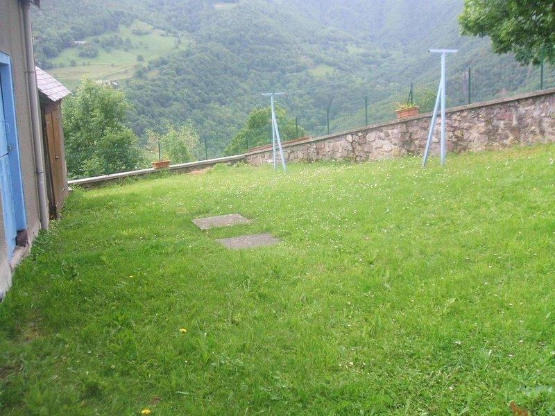 Loue GITE à 800 Mètres d'altitude, location de vacances à La Barthe-de-Neste