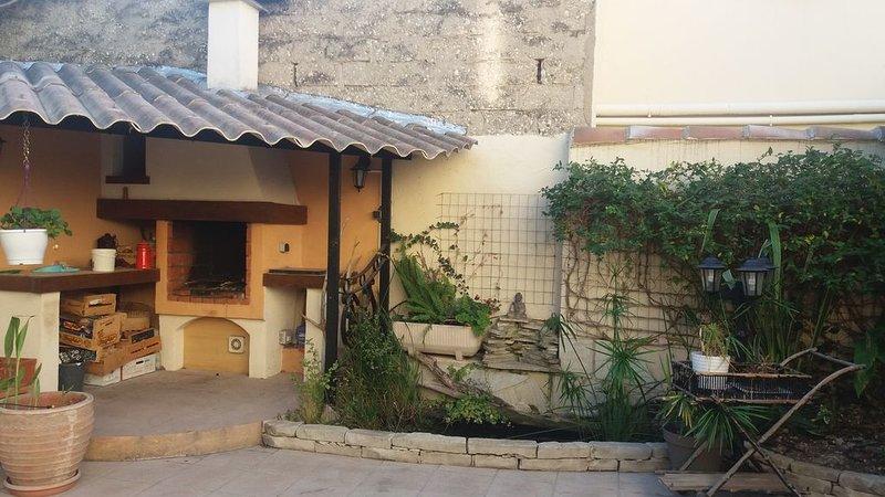studion pour les vacances, vacation rental in Marignane