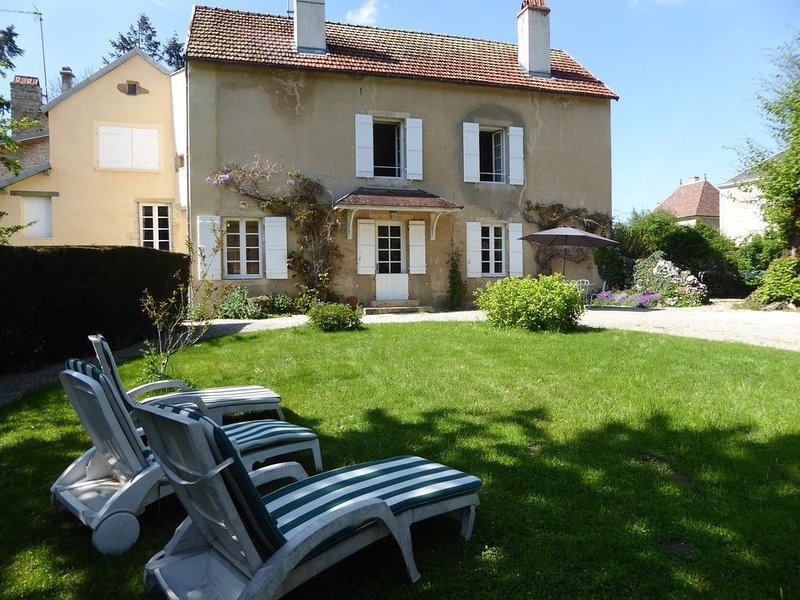 La maison de Colette, holiday rental in Crugey