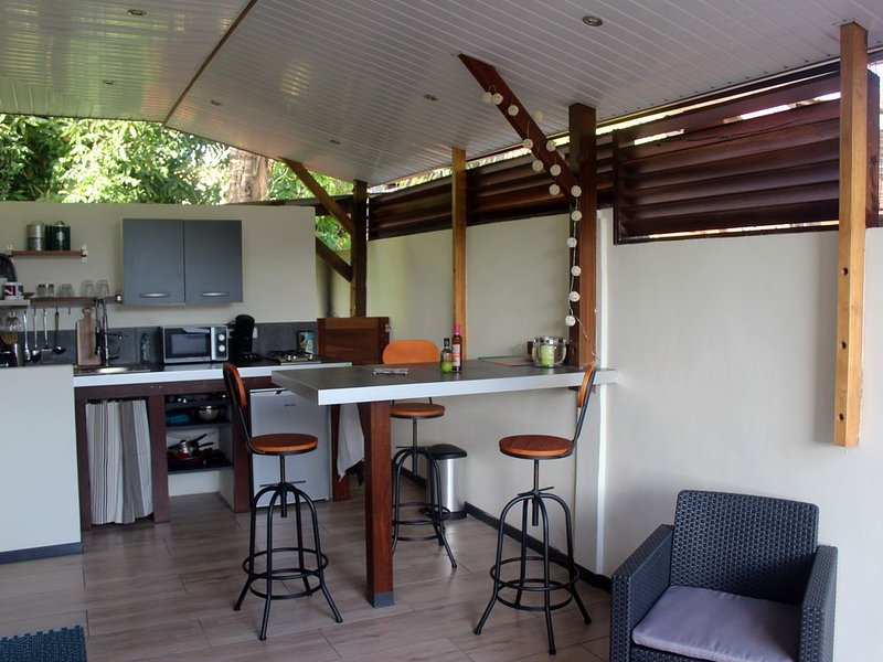 Joli Studio à 100 m de la plage, vacation rental in Cayenne