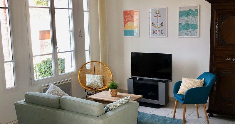 Appartement 2 chambres au coeur de Ronce-les-Bains, vacation rental in La Tremblade