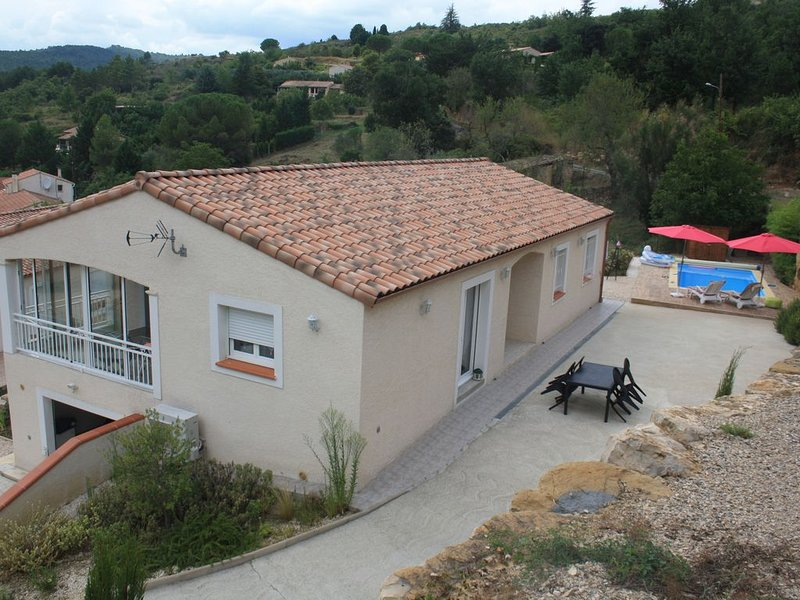 Villa de vacances dans l'Aude, vacation rental in Serres