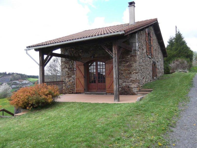 Passez vos vacances dans une bergerie rénovée, holiday rental in Varennes-Saint-Honorat
