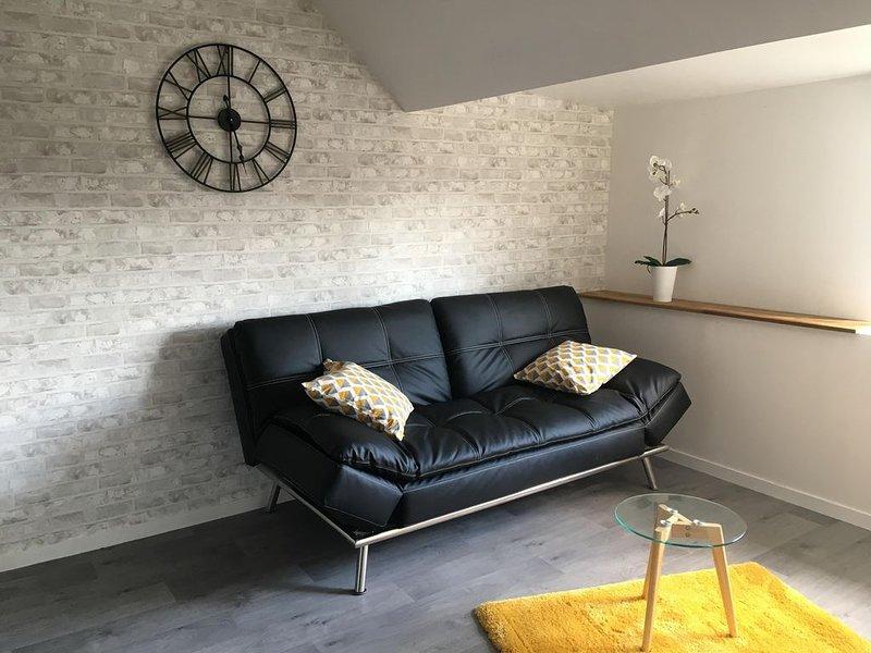 Agréable Appartement 2 pièces , centre ville, casa vacanza a Cloyes-sur-le-Loir