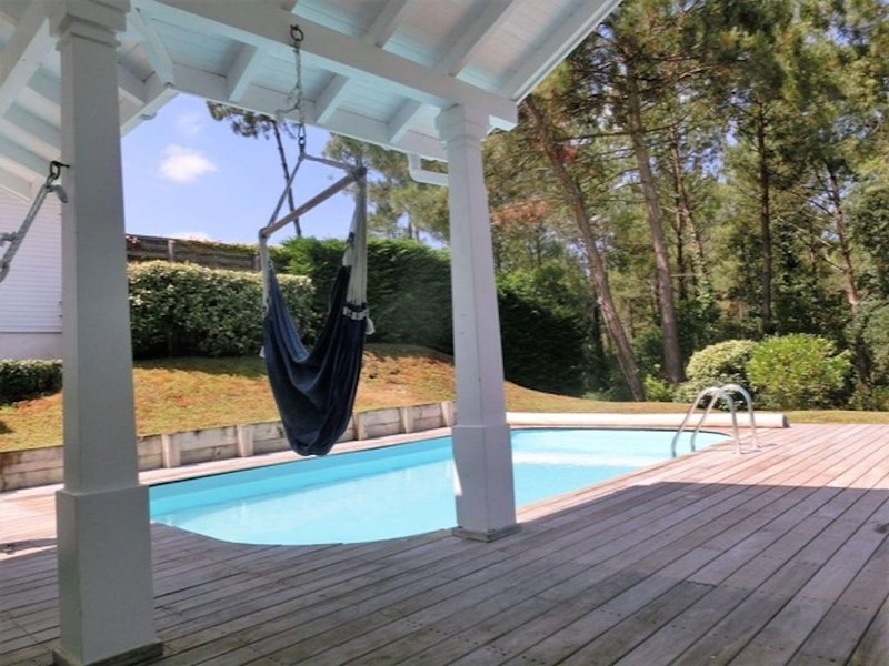 VILLA PROXIMITE PLAGE, holiday rental in Moliets et Maa