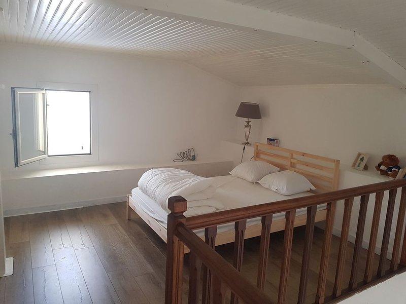 Bel appartement de 120m2 a LAMA, location de vacances à Pietralba