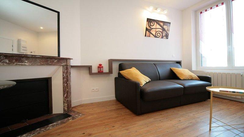 Appartement TOUT CONFORT pour 4 personnes, location de vacances à Ribemont