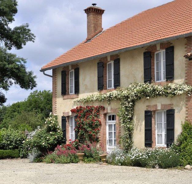 grande maison famille, holiday rental in Saint-Gor