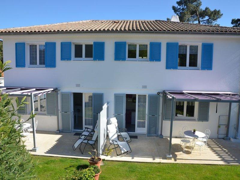 Appartement Babord dans villa de standing, holiday rental in Saint-Trojan-les-Bains