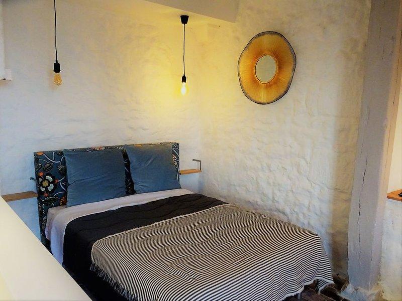 Un appartement spacieux de 38m² avec une terrasse et une vue sur Tours, holiday rental in Tours