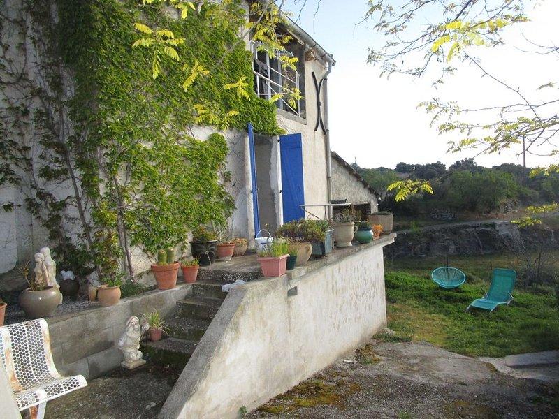 Belle maison dans un hameau, holiday rental in Lastours