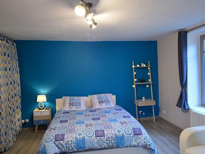 Le Pompon'ing, appartement du coeur de ville, vacation rental in Genlis