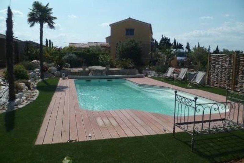 Villa Proche De Carcassonne, location de vacances à Labastide En Val
