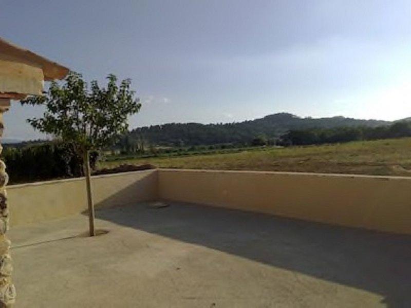 La Grange de mon Père, holiday rental in Roussillon