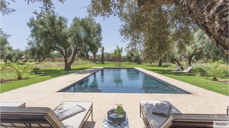Villa Flo - Marrakech, holiday rental in Lagouassem