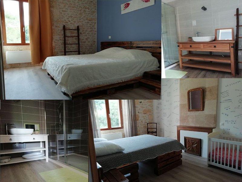 Gites 6 pers en Périgord Noir, location de vacances à Savignac-de-Miremont