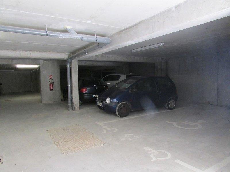 Lugar privado en el sótano
