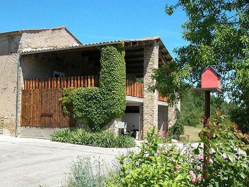 Gite de charme en Ariège Pays Cathare A 8 km de Mirepoix Citée Médiévale., alquiler vacacional en Aigues-Vives