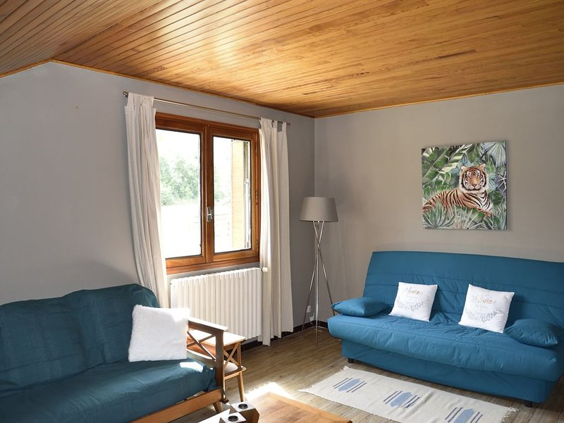 Grand F2 - Barcelonnette, holiday rental in Le Sauze