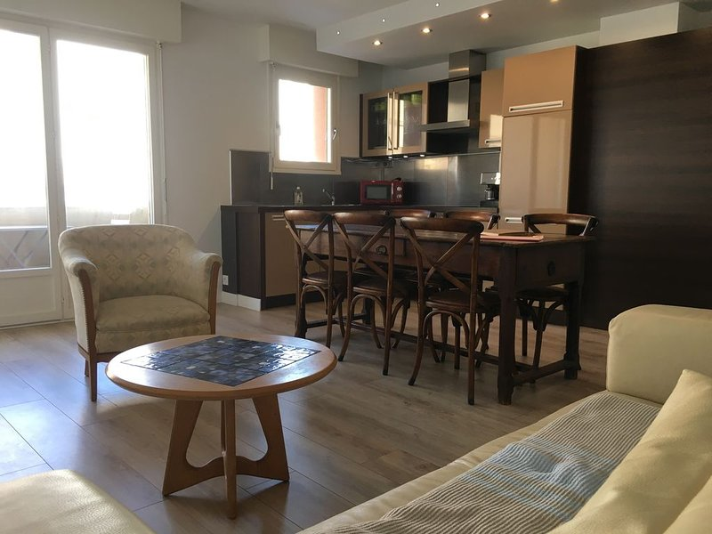 Appartement 65 m2 , pour 4 personnes , centre ville, proche plage et commerces., location de vacances à Le Touquet – Paris-Plage