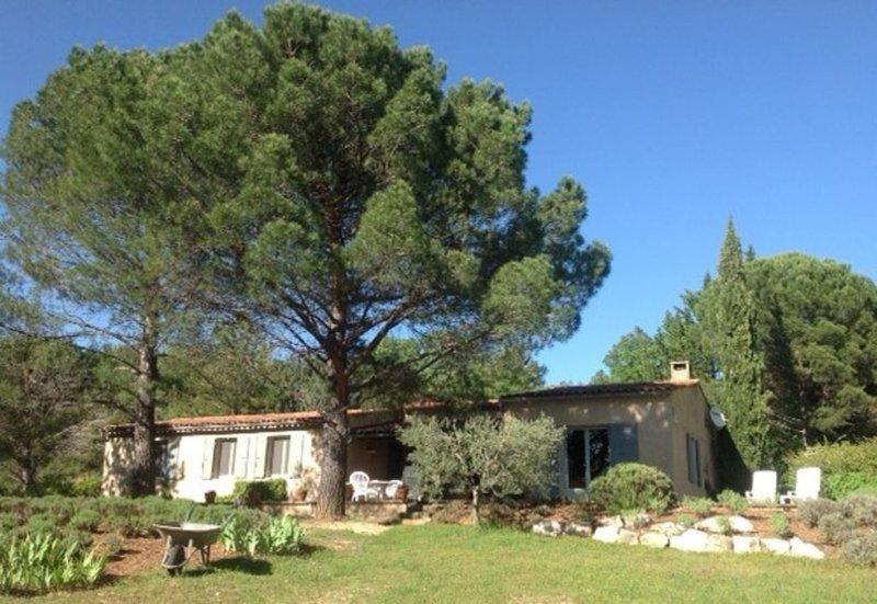 spacieuse villa provençale avec piscine, holiday rental in Lioux