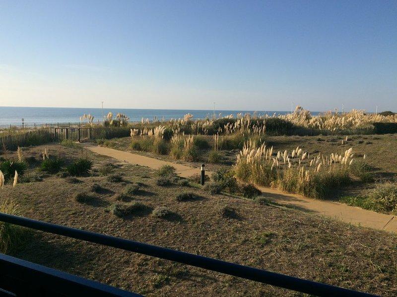 Superbe T3 vue mer !, vacation rental in Lacanau-Ocean