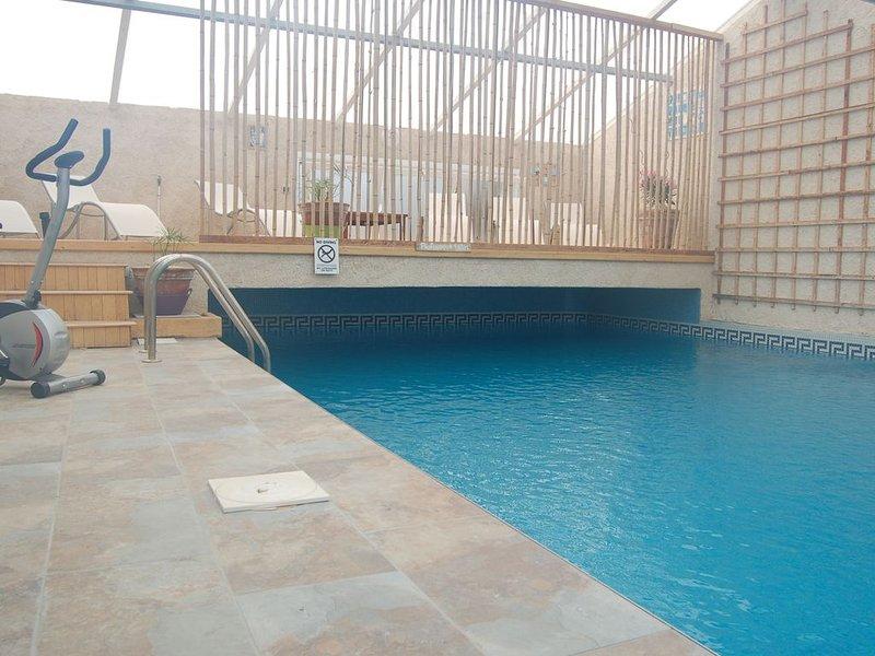 GITE DE CHARME aux Portes du Marais Poitevin  et de Niort avec piscine  privée – semesterbostad i Coulon