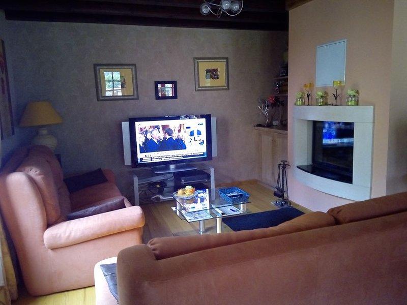 villa  de  280m2 dans village de montagne, holiday rental in Vebre