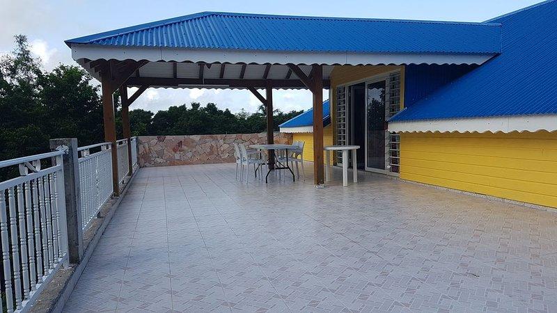 HAUT DE VILLA VIEUX FORT, holiday rental in Vieux-Fort