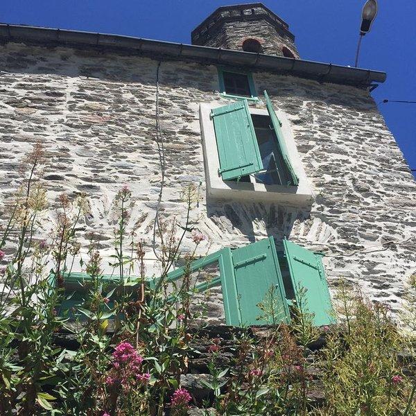 Maison de campagne au coeur de la montagne noire en Pays Cathare., casa vacanza a Mazamet