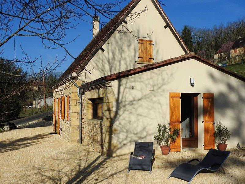 Gîte 6/8 personnes en Périgord Noir, alquiler vacacional en Peyzac-le-Moustier