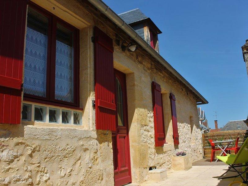 Gite des Templiers (5 p) - Sarlat-La Caneda en Périgord Noir, vacation rental in Carsac-Aillac