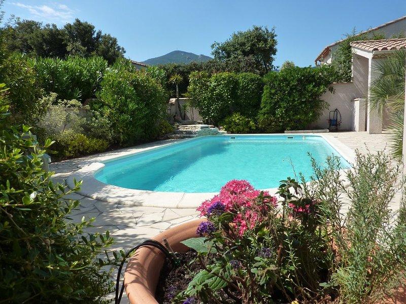 Villa avec piscine, entre Mer et Montagne, à 10 mn des plages d'Argelès – semesterbostad i Sorede