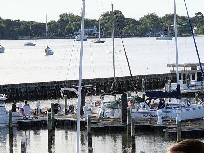 Vår lokala marina