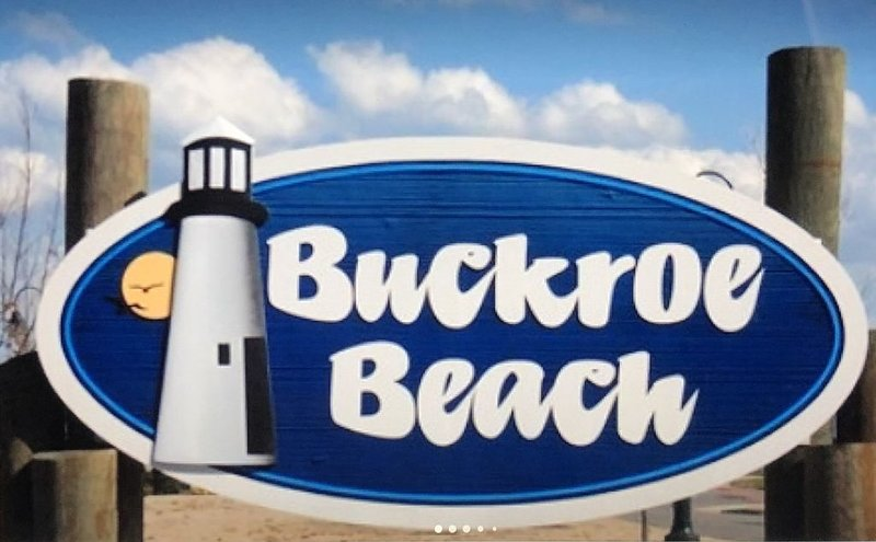 Tio minuter till Buckroe Beach
