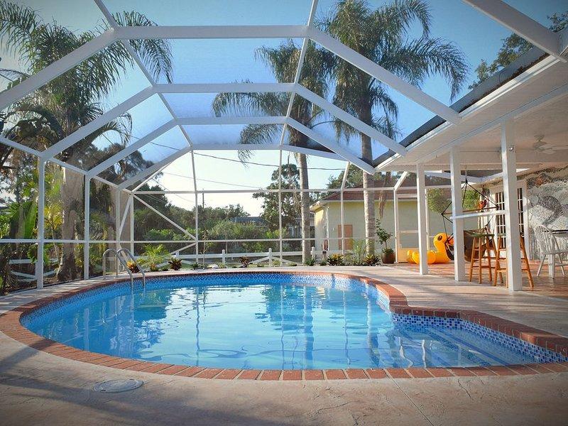 Sebastian Tropical Oasis, casa vacanza a Sebastian