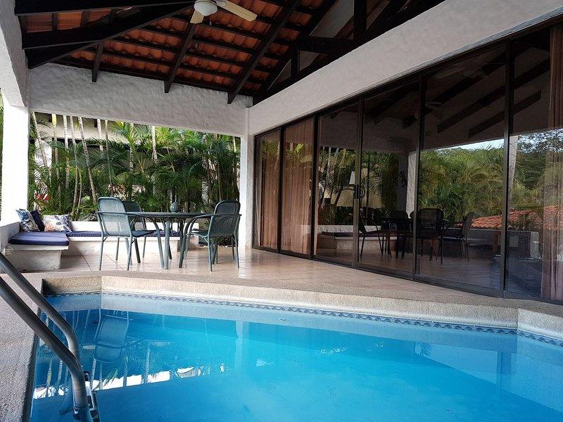 Villa Sol Playa Hermosa #8, alquiler vacacional en Playa Hermosa