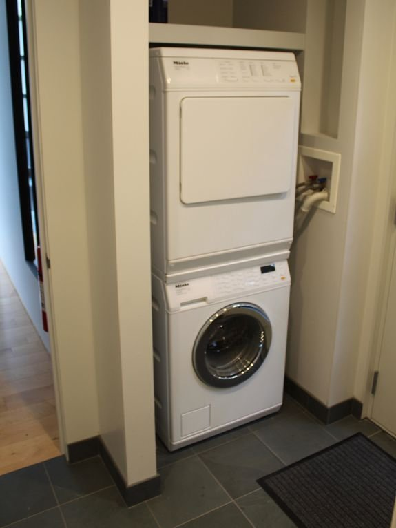 Miele  washer/dryer