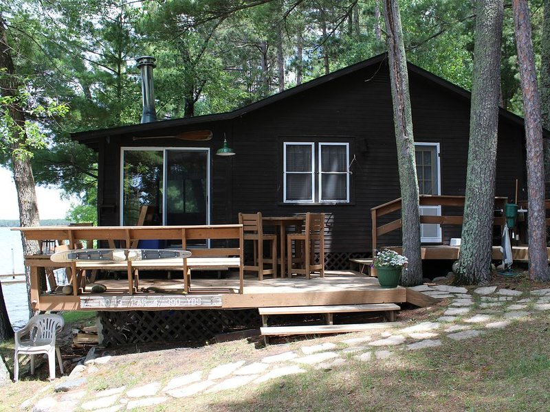 Big Sand Lakeside Cabin, Park Rapids, MN, location de vacances à Park Rapids