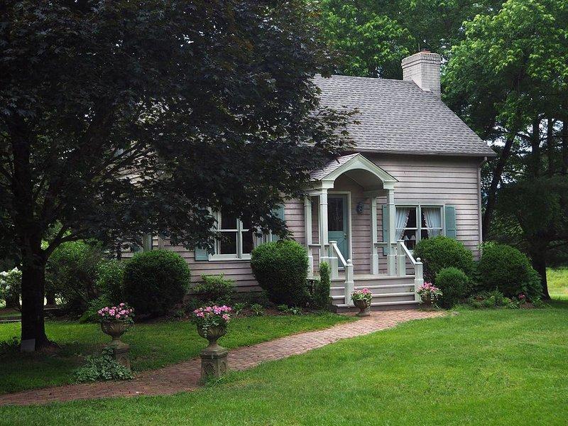 LeFay Cottage en Little Washington ... una encantadora escapada de vacaciones.