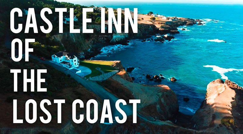 Castle Inn of the Lost Coast Queen Suite #2, holiday rental in Shelter Cove