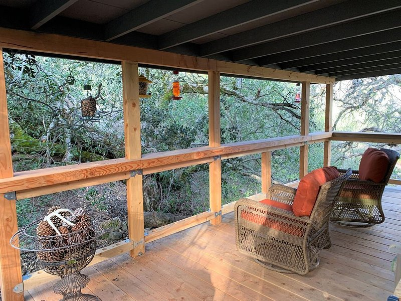 Tall Timbers Treehouse On 25 Acres, casa vacanza a Julian