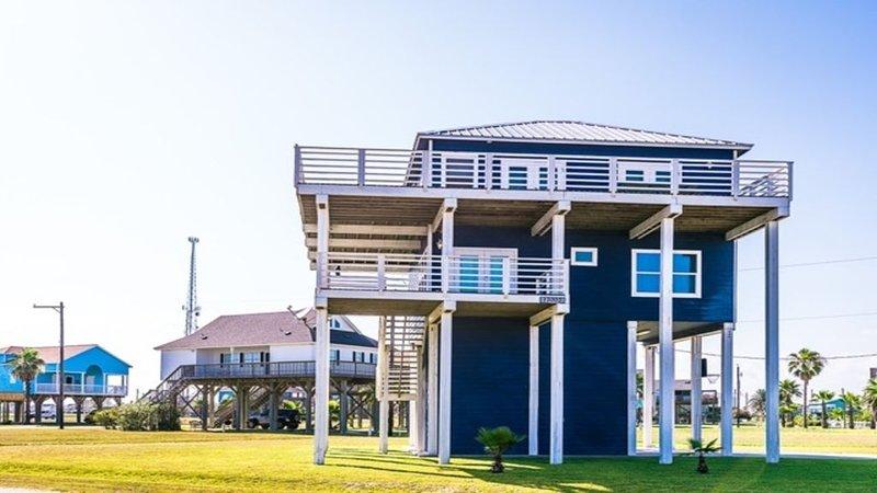 Beautiful Bluefin Beach House, alquiler de vacaciones en Freeport