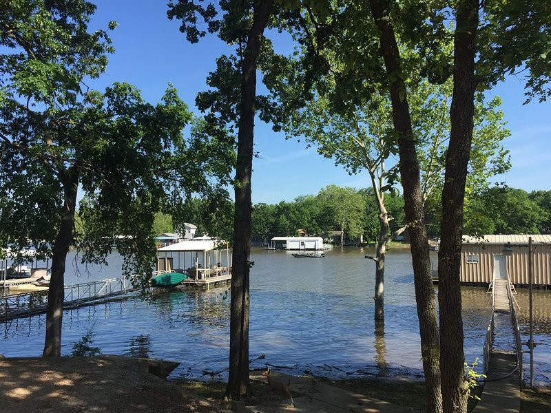 Monkey Island Waterfront Cottage with Dock-The Ruby, one of Jewels of Isles End, holiday rental in Afton