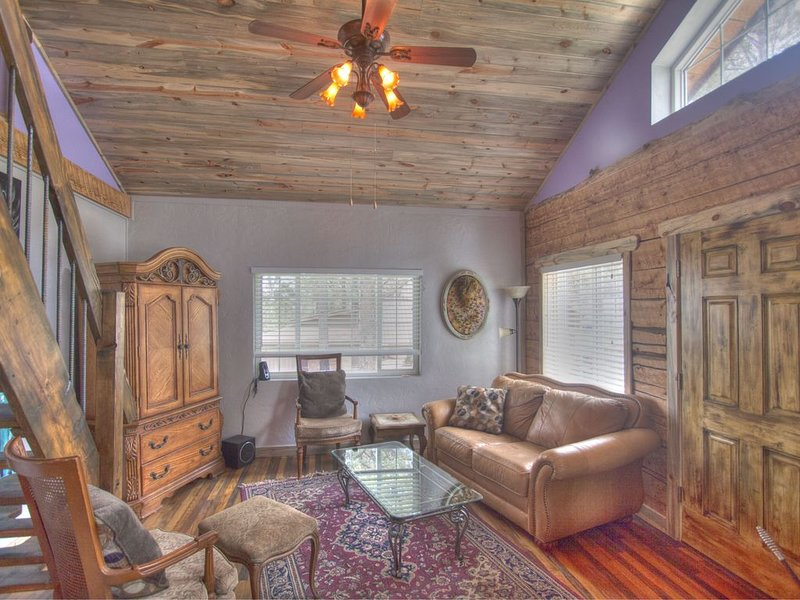 Artist's Eclectic Cabin, vacation rental in Pagosa Springs