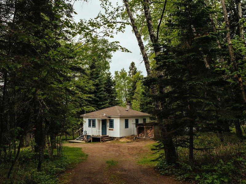 Cottage Charm in the North Woods of Lutsen!, location de vacances à Lutsen
