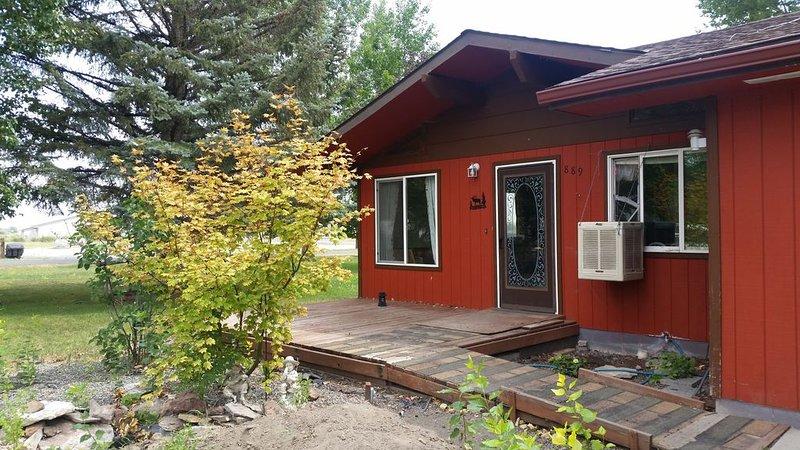 Come visit and stay in Grandpa's House, alquiler de vacaciones en Burns