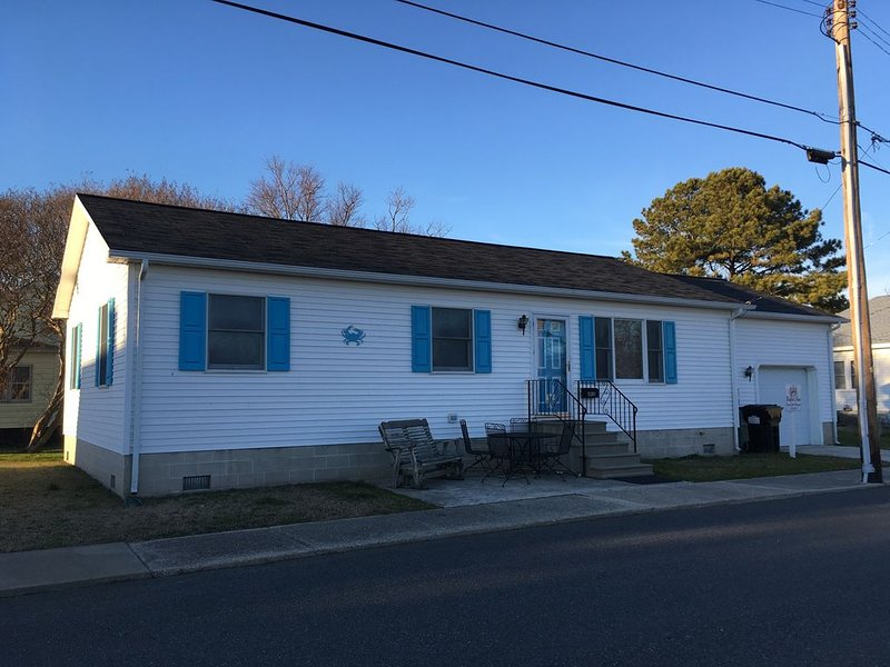 Bradford House in the heart of Downtown Chincoteague – semesterbostad i Chincoteague