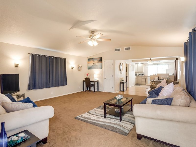 Beautiful Spacious Private Apt. located by Casino, vacation rental in Fair Oaks