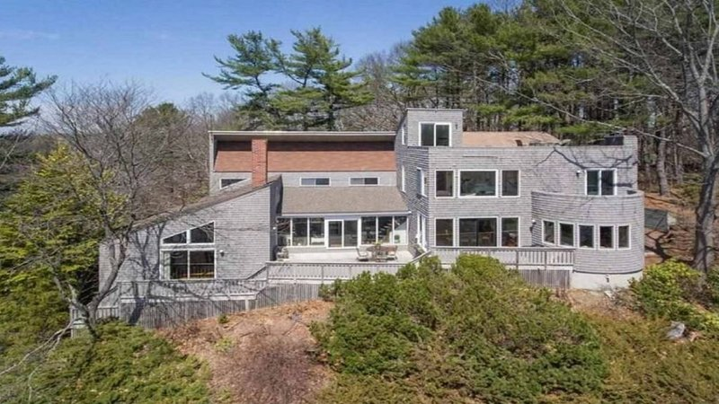 Panoramic Water View Home, alquiler de vacaciones en Kittery Point